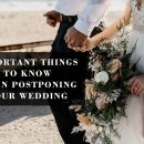 What Should You do When Postponing Your Wedding Amid Coronavirus Pandemic