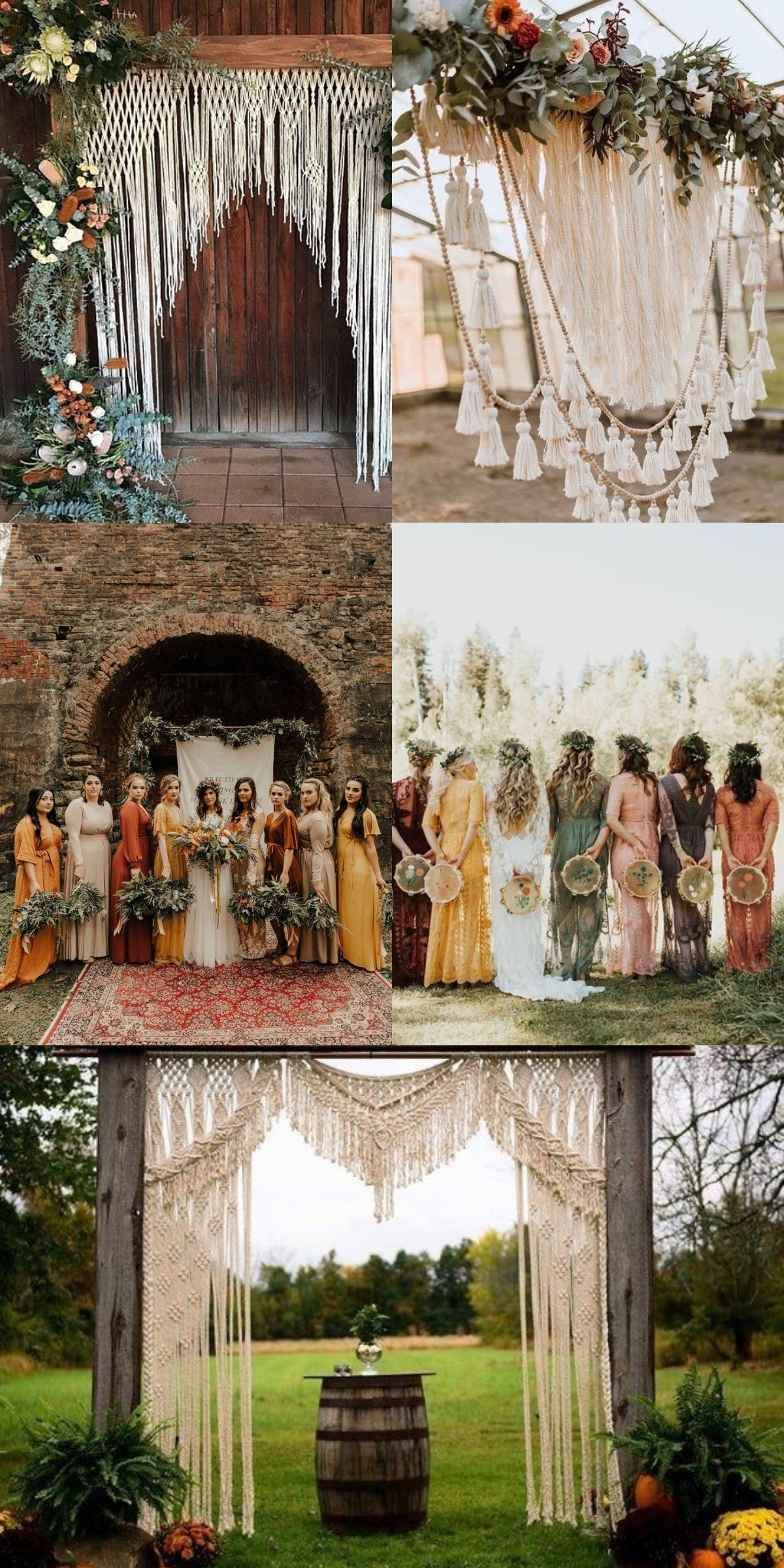 top boho fall wedding ideas you won't want to miss