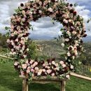 24 Rustic Fall Wedding Arch Ideas That Will Make You Say 'I Do!'