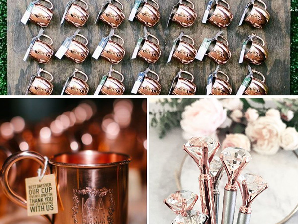 different wedding favor ideas for your wedding guests