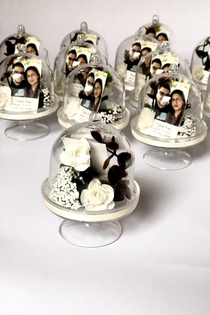 personalized wedding favors for guests with your sweet photos