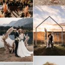 30 Dramatic Pampas Grass Wedding Ideas that are New and Unique