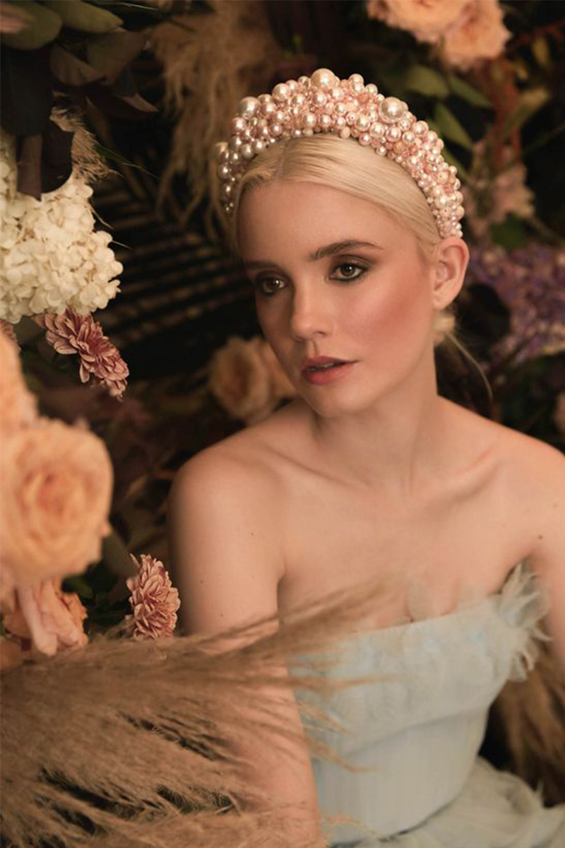 max luxury and vintage wedding hairstyle ideas