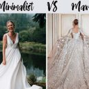 Top 7 Creative Minimalist Vs Max Wedding ideas for your big day