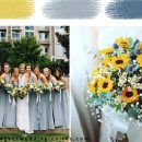 7 Awesome Colors that are great for a Sunflower Wedding Theme