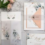 9 New Types of Modern Wedding Invitation Ideas for Every Cool Couple