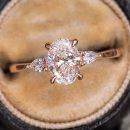 20 Best Rose Gold Engagement Rings on Trend