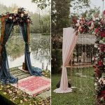 25+ Unique Fall Wedding Arches to Update Your Ceremony