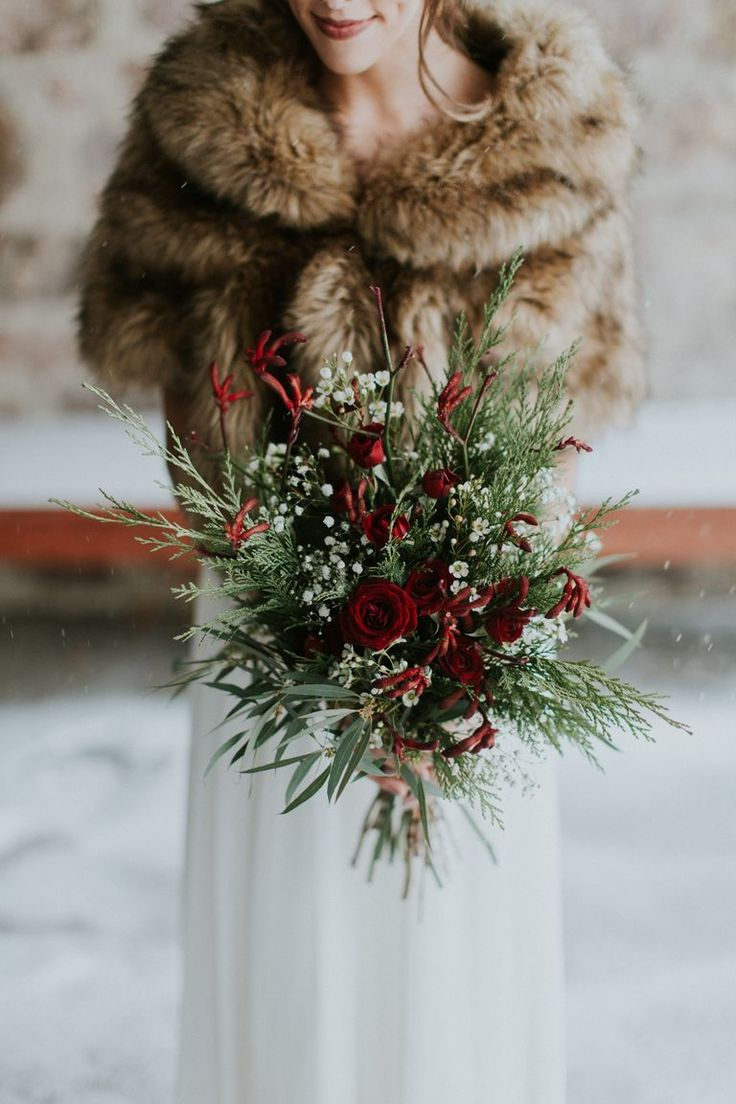 the hottest warm winter wedding ideas