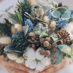 20 Gorgeous Wedding Bouquets Ideas for Winter Seasonal Options to Fill Your Arrangements