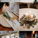 20 Simplest DIY Wedding Ideas with Wood Slices, Stumps & Crates