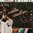 The newest trending of wedding arch/arbor ideas