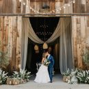 35 Ideas to Rock a Rustic-Meet-Elegant Barn Country Wedding