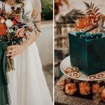 Trends for 2021- 8 Different Rust-Colored Wedding Palettes to Inspire