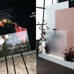 10 Creative Ideas to Update Your Acrylic Wedding Signs in 2021