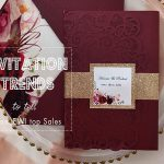 Big Trends to Tell from Top 10 EWI Wedding Invitations of the Year