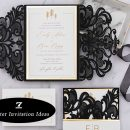 7 Popular Winter Wedding Invitation Styles & Themes