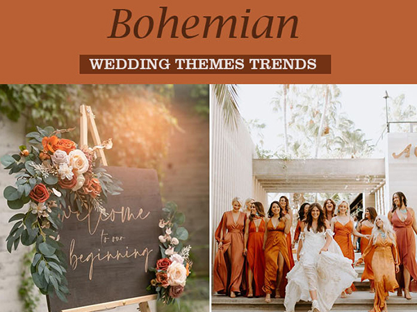 wedding theme trends for 2021