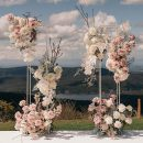 2021 Decor Trends-25 Stunning Wedding Arches/Altars