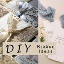 DIY Wedding Invitation Ideas: Let Ribbons Transform Your Cards