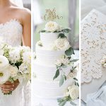 How to Style A White & Green Wedding to Match Different Themes
