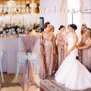 Get Inspired by 12 Stunning Rose Gold Wedding Decoration Ideas