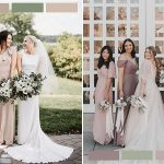 7 Chic New Elegant Neutral Wedding Color Palettes to Inspire