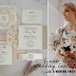 5 Creative Types of Laser Cut Wedding Invitations with a Modern Twist