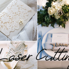 A Nod to the Classics : 5 Biggest Laser Cut Wedding Trends for 2021