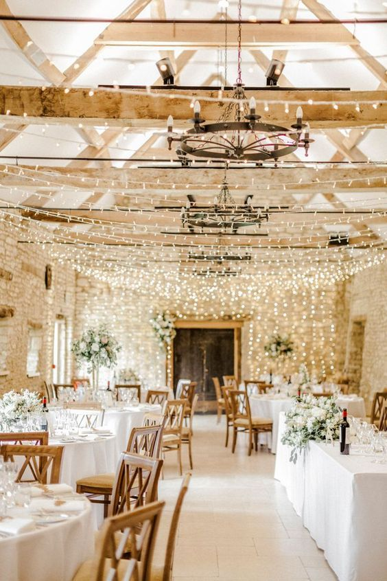 breathtaking wedding reception decor ideas at home to inspire you