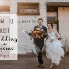 15 Tips about How to Host Gorgeous Wedding at Home