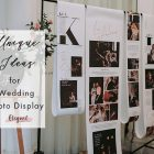 Top 24 Unique Photo Display Ideas for Your Big Day