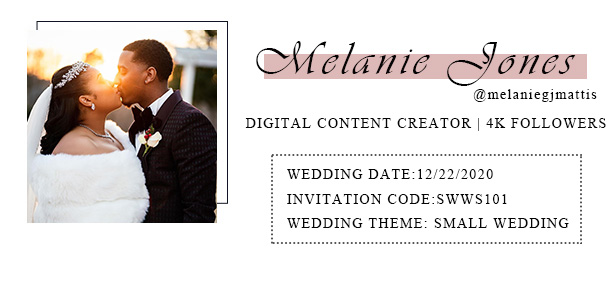 Influencer's Video Where to Buy Your Own Wedding Invitations online