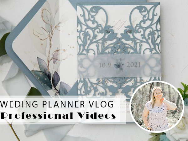 Planners Video Top Tips for Ordering Wedding Invitations