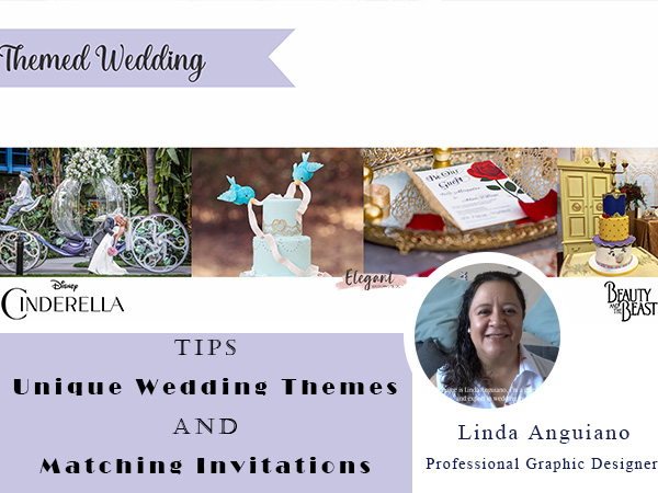 Why Invitations Matter for Wedding Theme Ideas