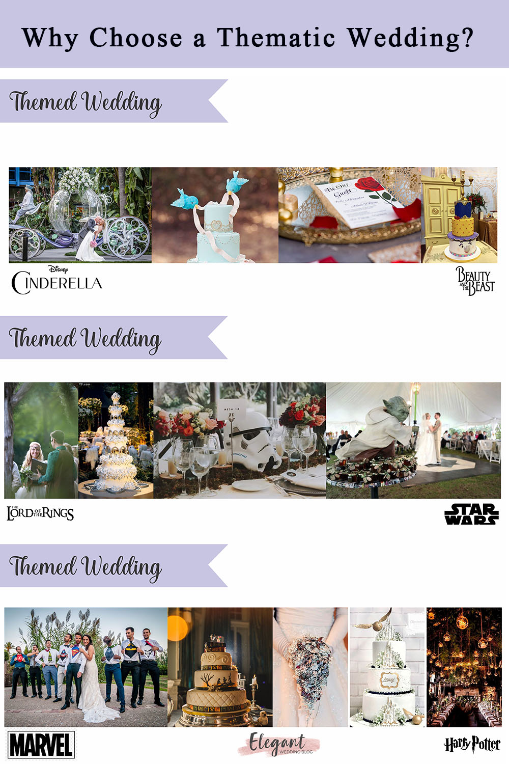Why choose a unique thematic wedding for your big day